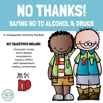 RED RIBBON WEEK Picture Book Read Aloud Video: No Thanks! Saying NO to Alcohol