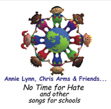 No Time For Hate (a song of tolerance and acceptance - Bundle)
