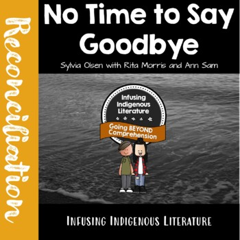 No Time to Say Goodbye - Reading Response Unit