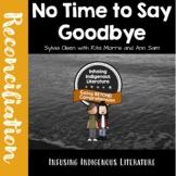 No Time to Say Goodbye - Reading Response Unit