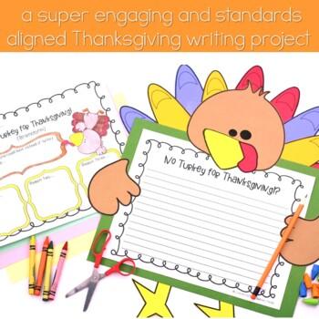 Turkey Writing Thanksgiving Persuasive Writing and Craft