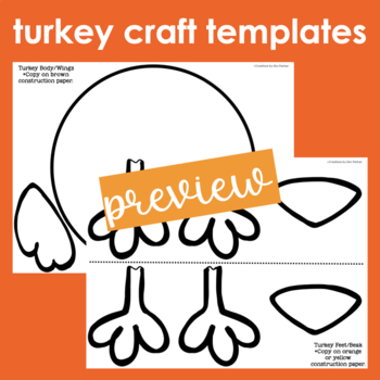 Turkey Creative Writing Project and Craft