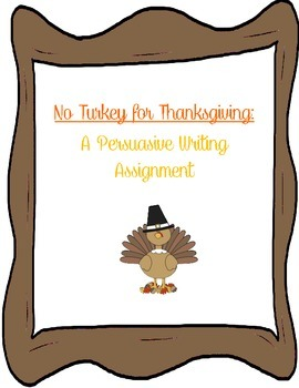 No Turkey For Thanksgiving: Please Save Us!