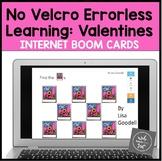 Errorless Learning Digital File Folders VALENTINES
