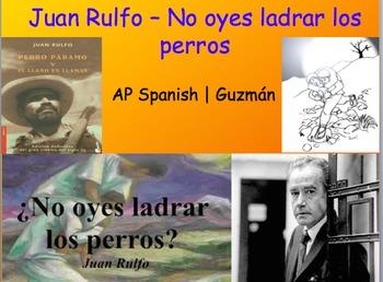 No oyes ladrar los perros - Juan Rulfo