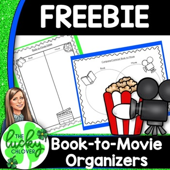 Graphic Organizers Any Book to Movie