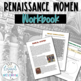 Women's history: Renaissance Workbook with Inquiry and Sou
