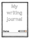 No prep journal prompts for beginning writers