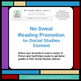 NoSweat Content Reading for Social Studies