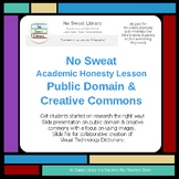 NoSweat Library Lesson: Public Domain & Creative Commons