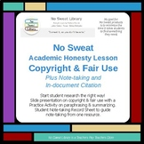 NoSweat Library Lesson: Copyright & Fair Use