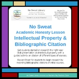 NoSweat Library Lesson: Intellectual Property & Bibliograp