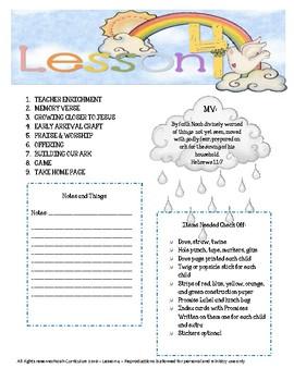 Noah Lesson 4
