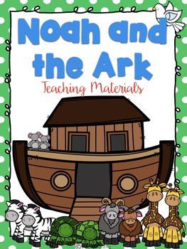 Noah and the Ark FUN | VBS | Bible Class | Sunday School
