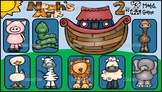 Noah's Ark 2 by 2 match game