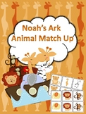 Noah's Ark Animal Matchup