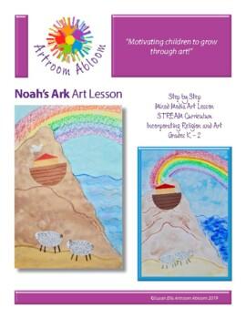 Noah's Ark Art Project