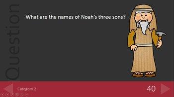 Noah's Ark Game Bible Trivia Review -  Fun!