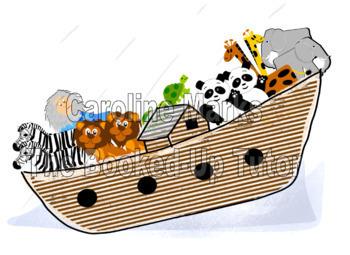 Noah's Ark CLIPART Bible CLIP ART .PNG CLEAR HIGH QUALITY