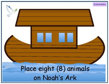 Noah's Ark, Counting by Two (2)