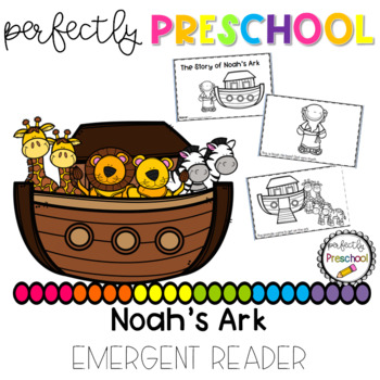 Noah's Ark Emergent Reader