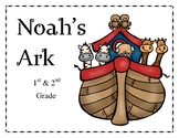 Noah's Ark Lapbook and Journal for 1st and 2nd Grade