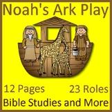 Noah's Ark Readers Theater Bible Play (Script, Drama)