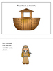 Noah's Ark Positional Cards Printable Christian Game. Pres