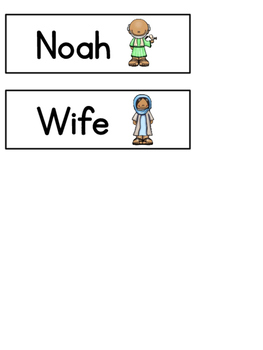 Noah's Ark Reader's Theater