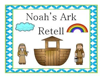 Noah's Ark Retell