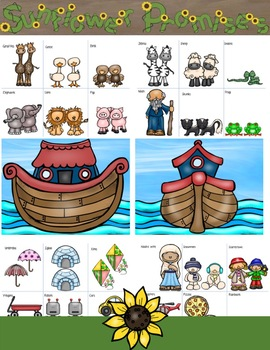 Noah's Ark - Who Was On The Ark? Version 2