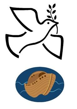 Noah's Ark Word Search