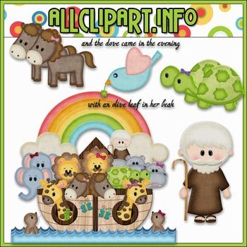 Noah's Ark 2 Clip Art