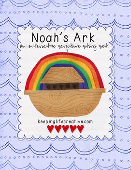 Noah's Ark {Felt Story Set}