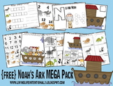 Noah's Ark Learning Pack