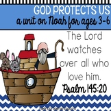Noah's Ark Bible Unit