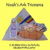 Noah's Ark Triorama Bible Craft