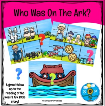 Noah's Ark - Who Was On The Ark?