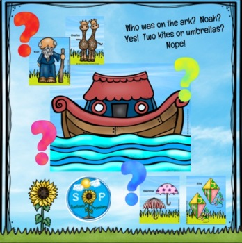 Noah's Ark - Who Was On The Ark? Version 1