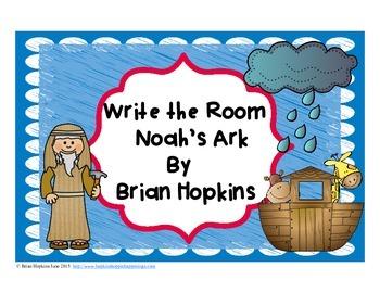 Noah's Ark Write The Room Beginning Sounds