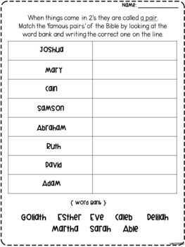 Noah's Ark mini pack