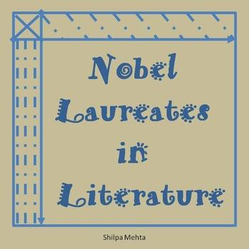 Nobel Laureates in Literature
