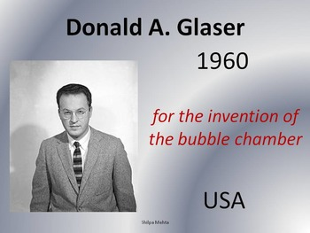 Nobel Laureates in Physics