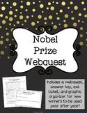 Nobel Prize Webquest