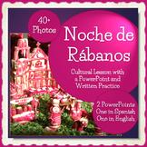 Noche de Rabanos - Cultural Lesson in Spanish