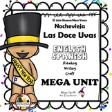 Nochevieja - New Years Eve - Las Uvas - English & Spanish