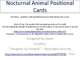 Nocturnal Animal Positional Game