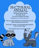 Nocturnal Animal Student Book