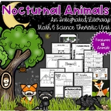 Nocturnal Animals Distance Learning Home School Independen