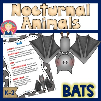 Bats -Nocturnal Animals